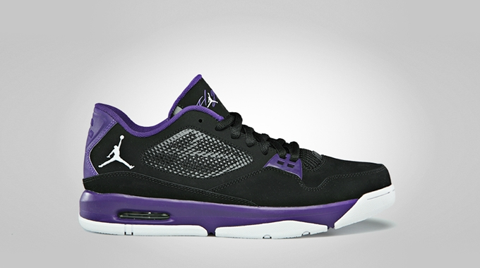 air jordan flight 23 rst purple minion