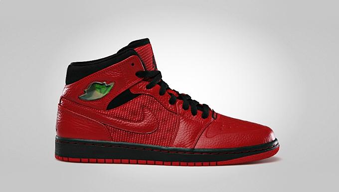 Air Jordan 1 Retro 97 TXT Gym Red Black