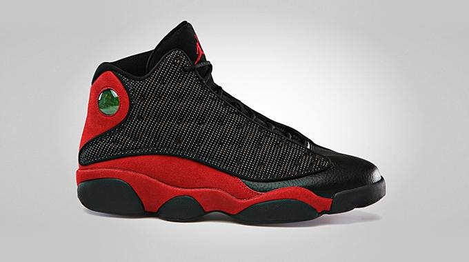 Air Jordan 13 Bred