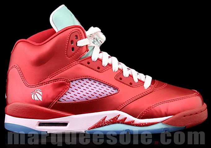 Air Jordan 5 GS Valentines
