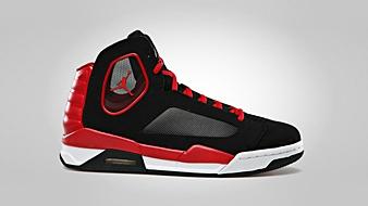 Jordan Flight Luminary Black Gym Red White