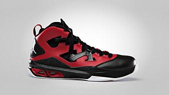 Jordan Melo M9 Gym Red White Black