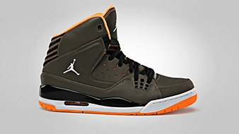 Jordan SC-1 Olive Khaki White Bright Citrus Black