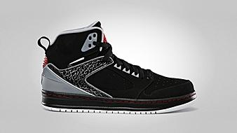Jordan Sixty Club Black Gym Red Stealth White