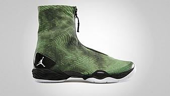 Air Jordan XX8 All Star Green Camo