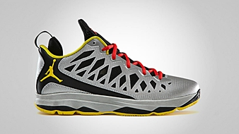 Jordan CP3.VI Metallic Silver Tour Yellow Black Challenge Red