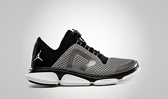 Jordan RCVR 2 Metallic Pewter White Black