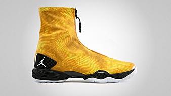 Air Jordan XX8 Yellow Camo