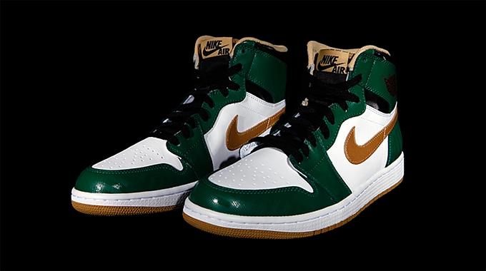 Air Jordan 1 Retro High OG Boston Celtics Clover