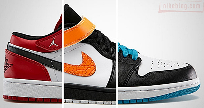 Air Jordan 1 Strap Low May 2013