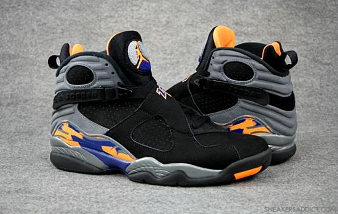 Air Jordan 8 Retro Phoenix Suns