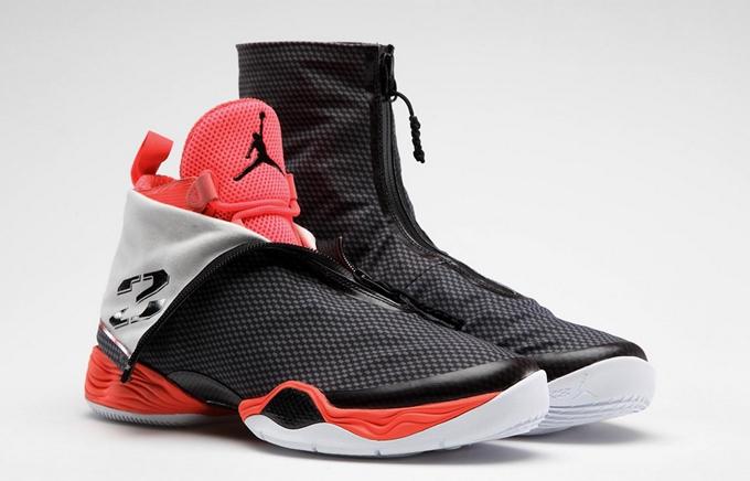 Air Jordan XX8 Carbon Fiber