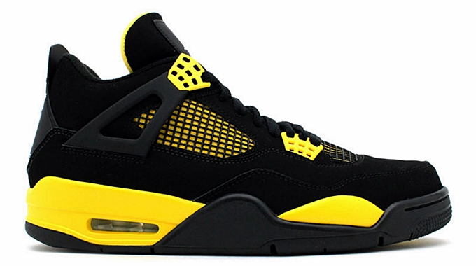 Air Jordan 4 Retro Thunder Restock
