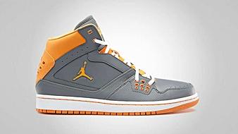 Jordan 1 Flight Cool Grey Bright Citrus White