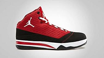Jordan B'Mo Gym Red White Black