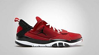 Jordan Trunner Dominate 1.5 Gym Red Black White