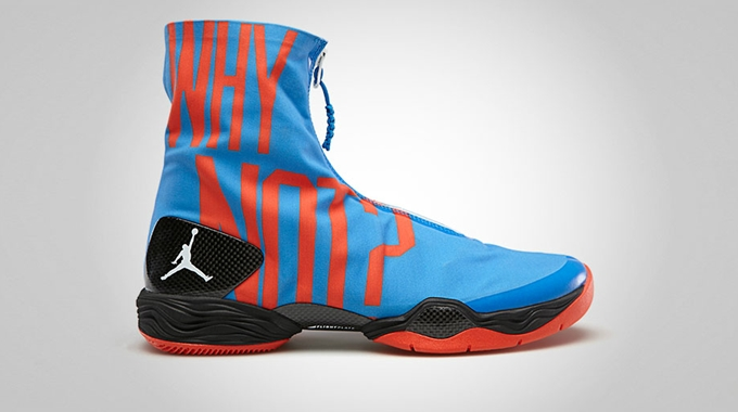 Air Jordan XX8 Photo Blue White Black Why Not
