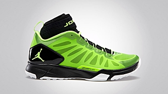 Jordan Trunner Dominate Pro Electric Green Black White