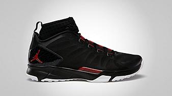 Jordan Dominate ProBlack Gym Red Cement Grey