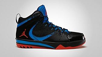 Jordan Phase 23 Hoops II Black Team Orange Photo Blue