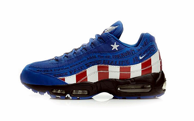 Nike Air Max 95 Of Mike Armstrong