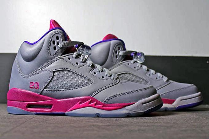 Air Jordan 5 retro girls