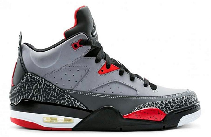 Jordan Son of Mars Low cement grey