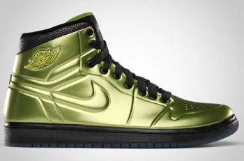 Air Jordan 1 Anodized Out on Sunday