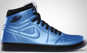 University Blue Air Jordan 1 Anodized Released
