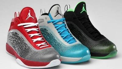 Check Out the Three New Air Jordan 2011 Today!