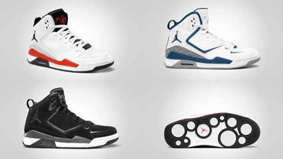 Four Jordan SC-2's Released!