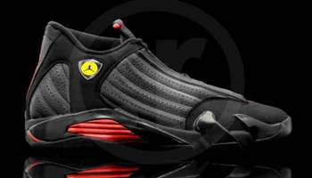 "Check Out the Air Jordan 14 ""Last Shot"" Edition!"