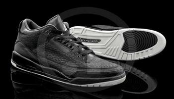 "Check Out the Air Jordan 3 ""Black Flip"""