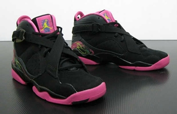 """Hot Pink"" Air Jordan 8.0 Available Soon!"