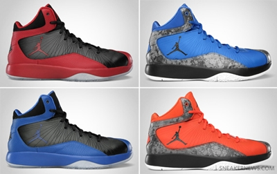 Four New Air Jordan 2011 A Flight Lined-Up This November!