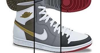 Three New Air Jordan 1 Phat High Lined Up!