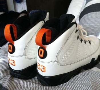 A Look at the New Air Jordan 9!