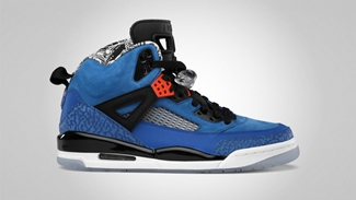 Jordan Spizike Making Noise!