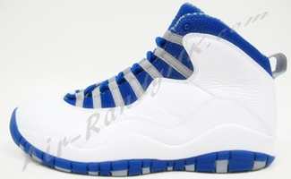 Another Air Jordan 10 Retro Expected to Make Noise