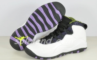 Another Air Jordan 10 Now Trending!