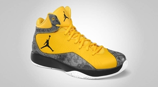 "Air Jordan 2011 A Flight ""Varsity Maize"" Now Available!"