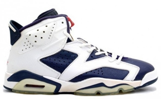 "Air Jordan 6 ""Olympic"" Coming Out Again!"