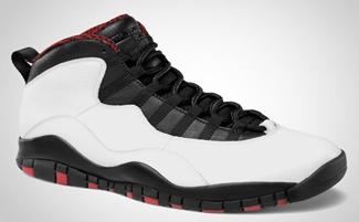 "Air Jordan 10 Retro ""Chicago"" Released Today!"