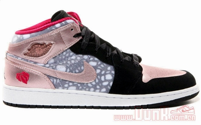 Air Jordan 1 Phat GS Valentine's Day Edition Out!