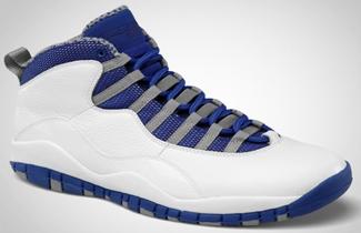 "Air Jordan 10 ""Old Royal"" to Hit Shelves Today"
