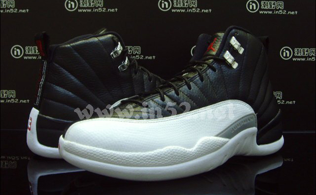 "Watch Out for the Air Jordan 12 ""Playoffs"""