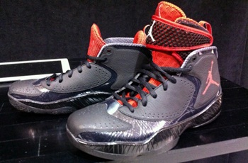 "Air Jordan 2012 ""Sport Red"" Dropping in the Market Soon"
