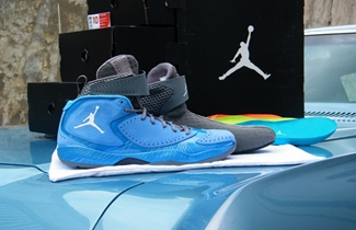 "Air Jordan 2012 ""University Blue"" Release Date Announced"