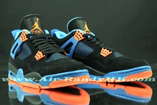 Air Jordan 4 Knicks Unveiled