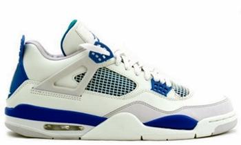 """Air Jordan 4 """"Retro Military"""" Blue to Drop This Summer"""